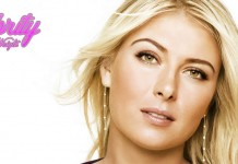maria sharapova height