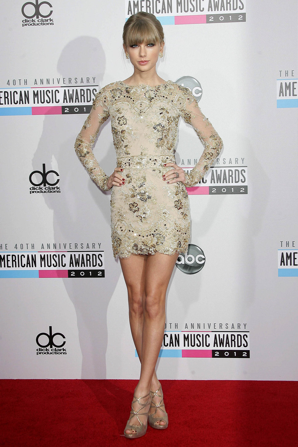 Taylor Swift Height, Workout Routine and Body Measurements