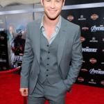 Chris Hemsworth body measurements