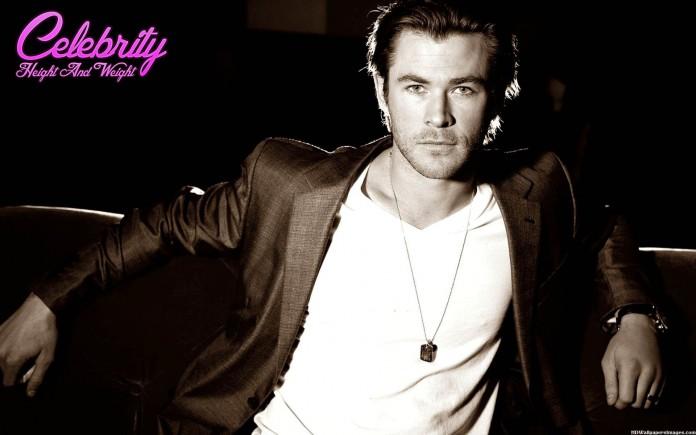 Chris Hemsworth height and weight