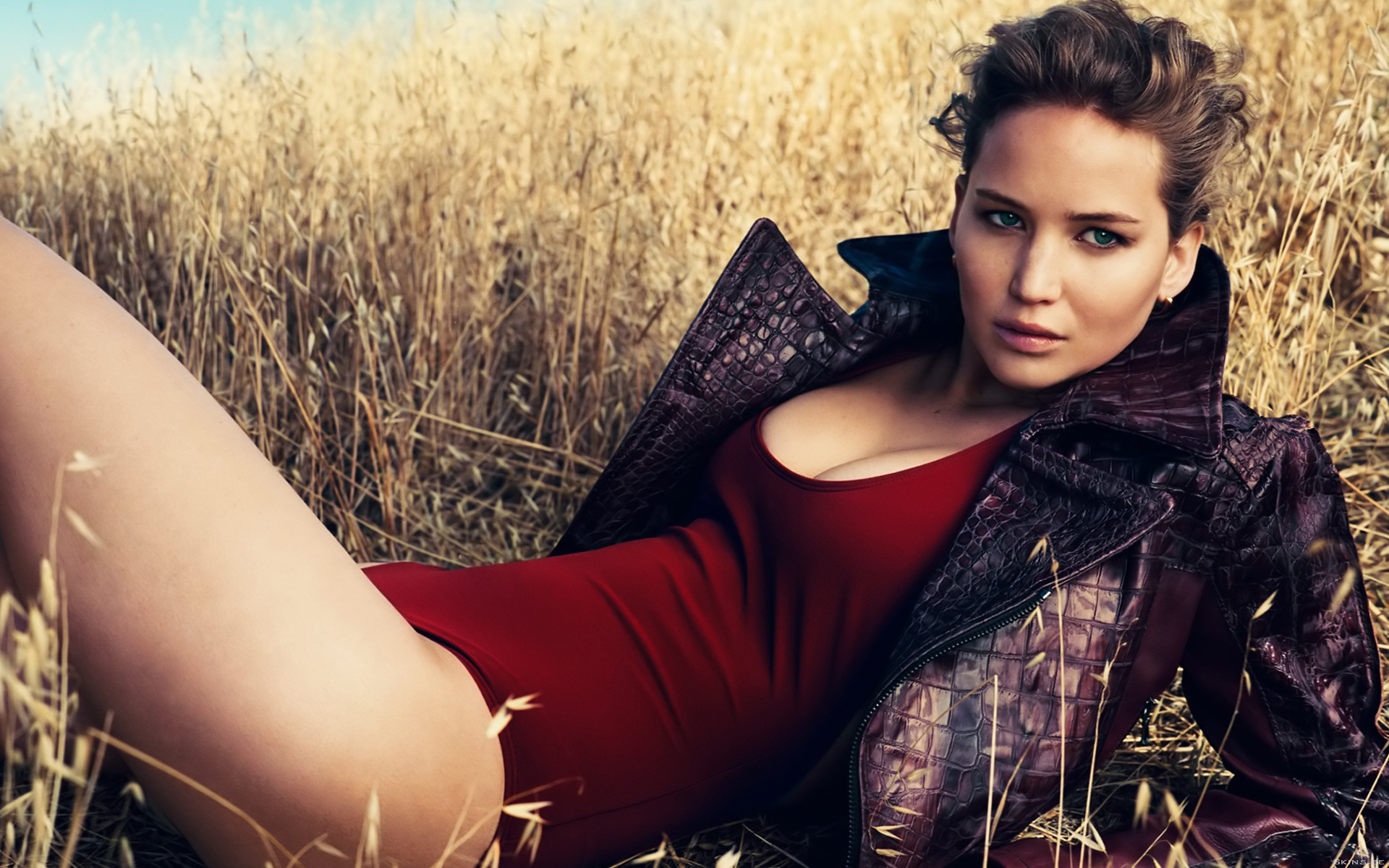 Jennifer Lawrence Height and Weight Measurements