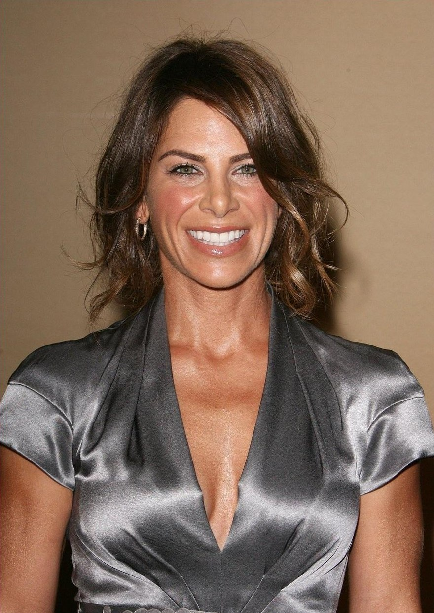 Jillian Michaels Bra Size  Height And Weights-1783