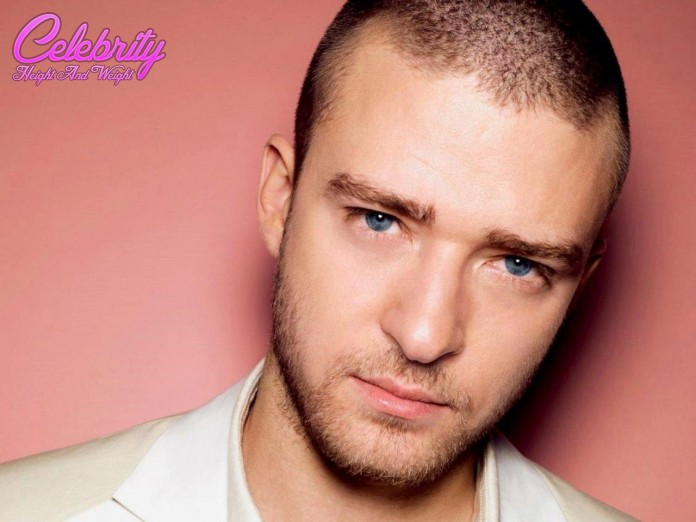 Justin Timberlake height and weight