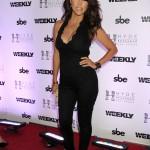 Kourtney Kardashian body measurements