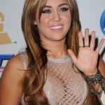 Miley Cyrus Breast