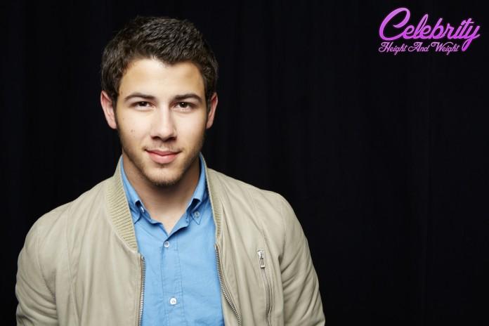 Nick Jonas height and weight