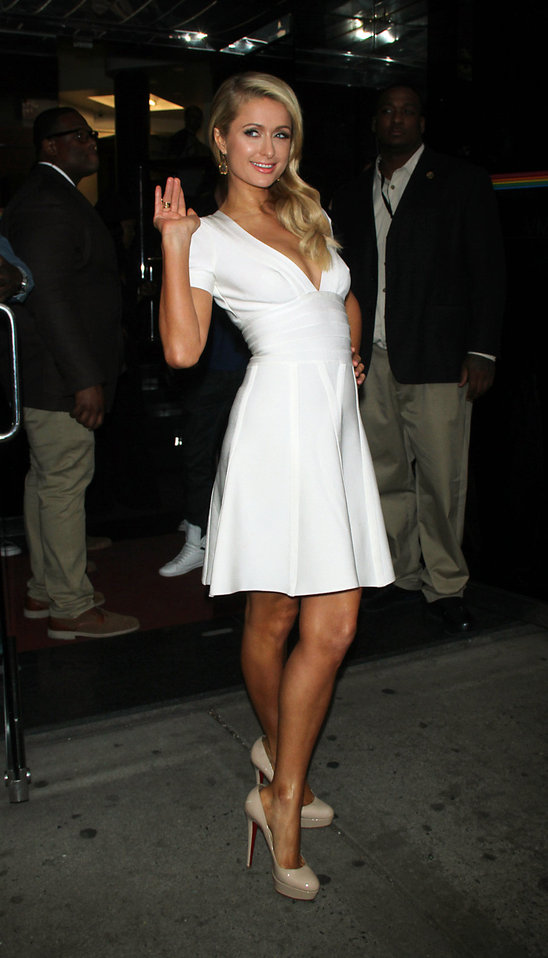 Paris Hilton Measurements Height And Weight