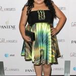 Raini Rodriguez weight
