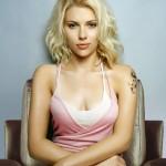Scarlett Johansson Boobs Size