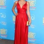 Vanessa Hudgens height
