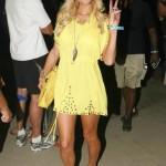 how tall is Paris Hilton