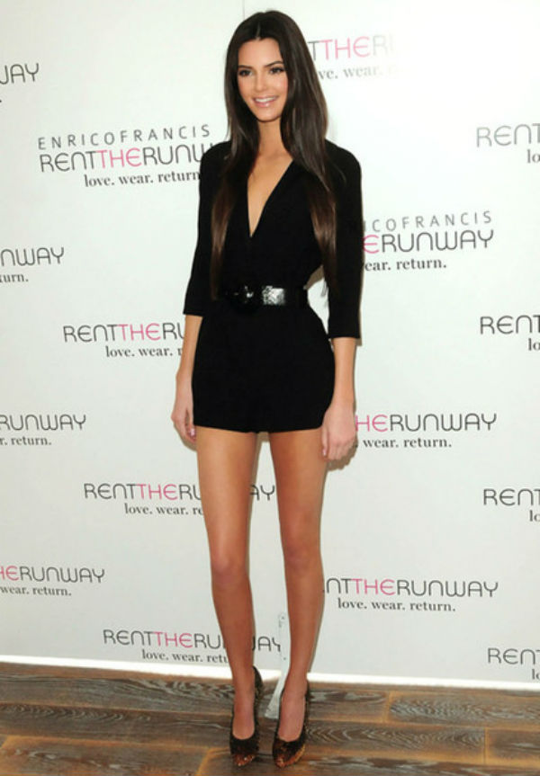Kendall Jenner Measurements Height And