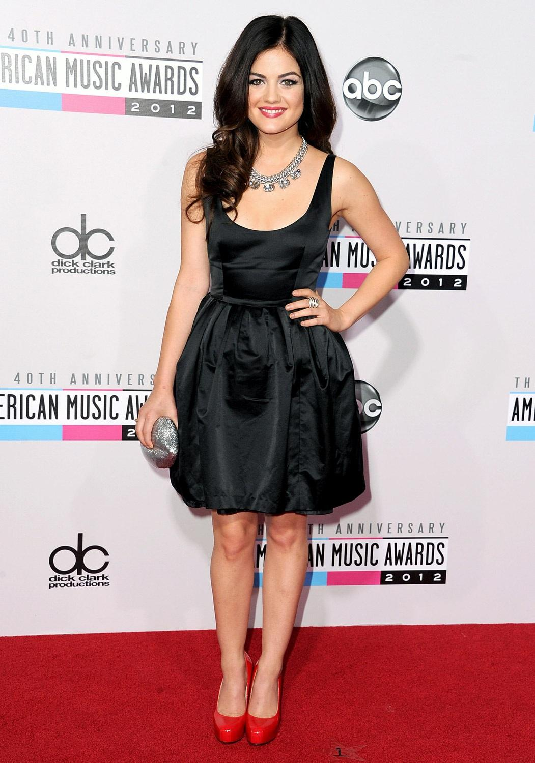 Lucy Hale Measurements Height And Weight
