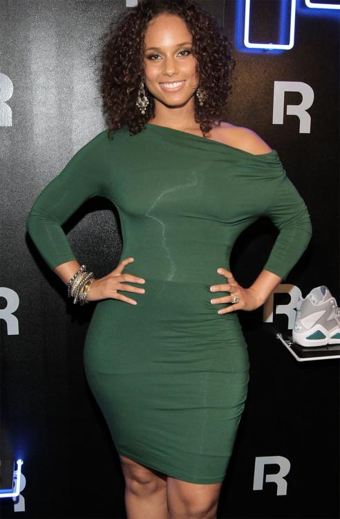 Hot Alicia Keys  Height And Weights-2198