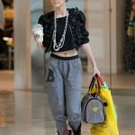 Cher Lloyd Street Style