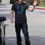 Mark Wahlberg Body