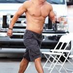 Mark Wahlberg Shirtless