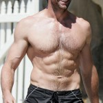 Hugh Jackman Muscular Body