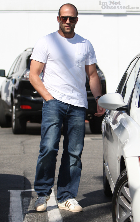 Jason Statham Measurements Height and Weight