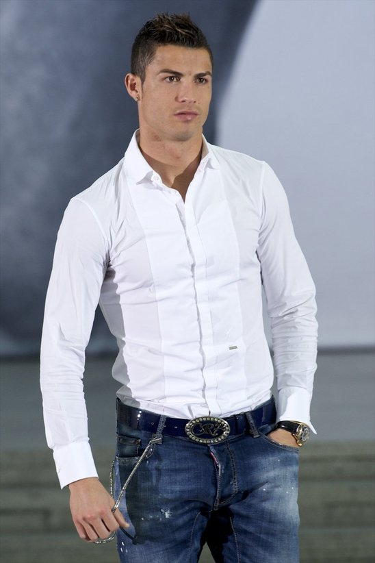 Cristiano Ronaldo Measurements Height And Weight