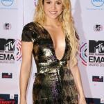 Shakira Body Measurement
