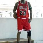Michael Jordan Body Size