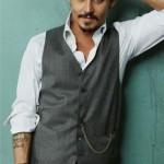 Johnny Depp diet