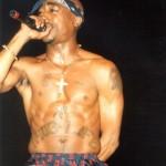 Tupac Shakur Muscular Body