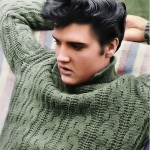 Elvis Presley body measurements