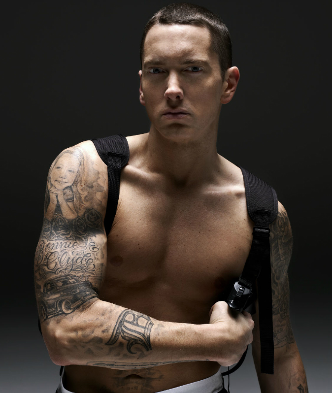 Eminem Height, Stats and Body Measurements