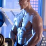 John Cena Muscular Body