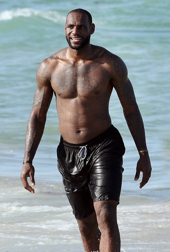 LeBron James Diet, Weight and Body Measurements