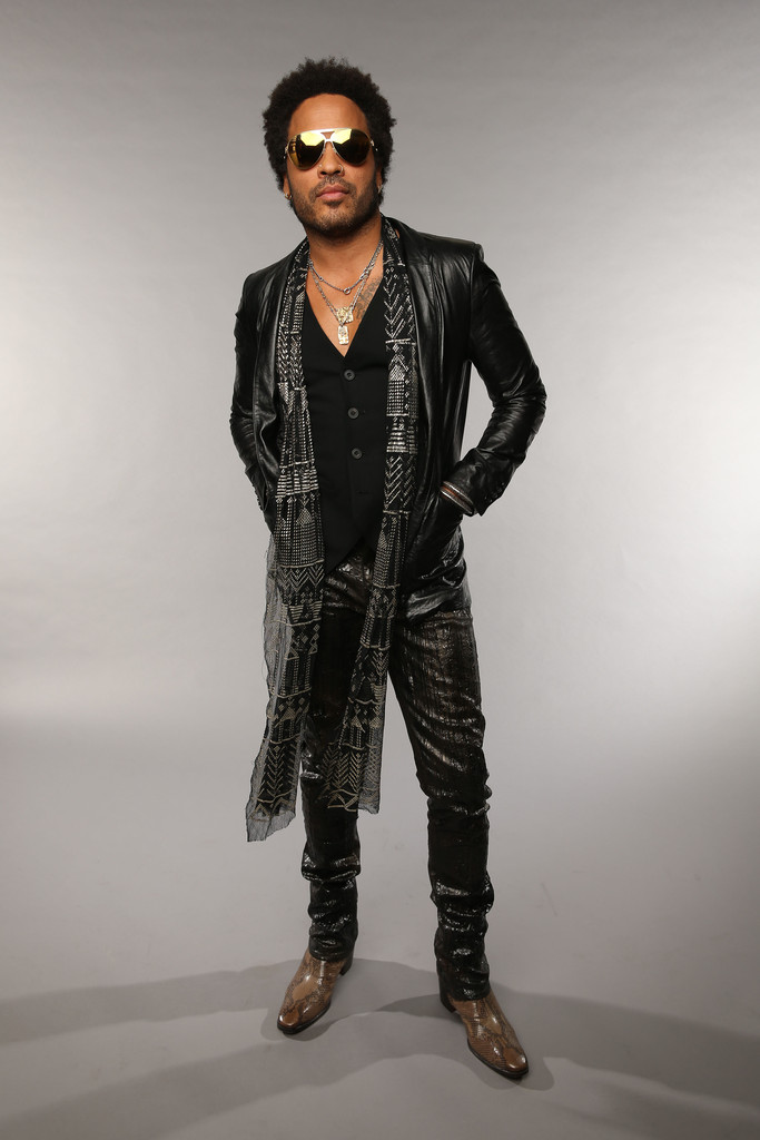 Lenny Kravitz Height Stats And Body Measurements