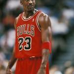Michael Jordan muscle