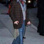 Johnny Depp Body Size