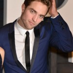 Robert Pattinson body