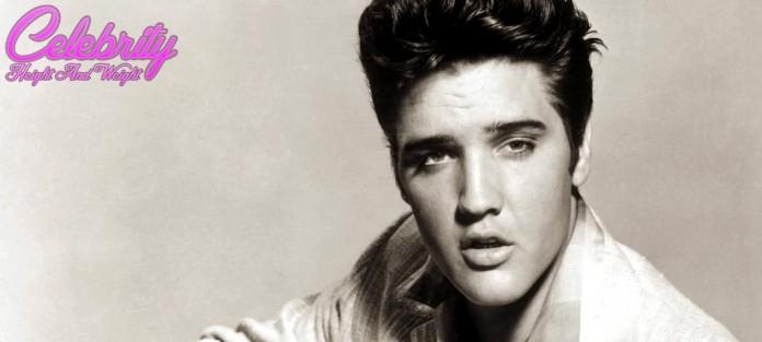 Elvis Presley Height