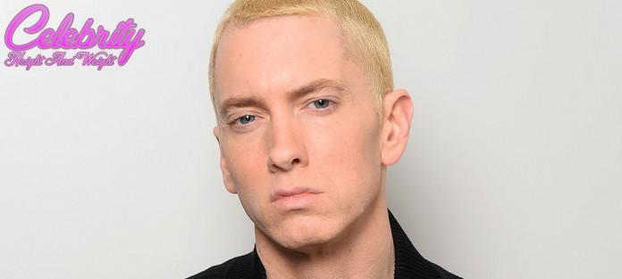 Eminem Height