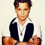 Johnny Depp Body Measurements