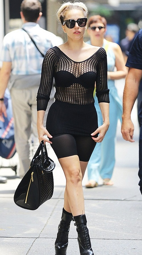 Lady Gaga Height Weight And Body Measurements