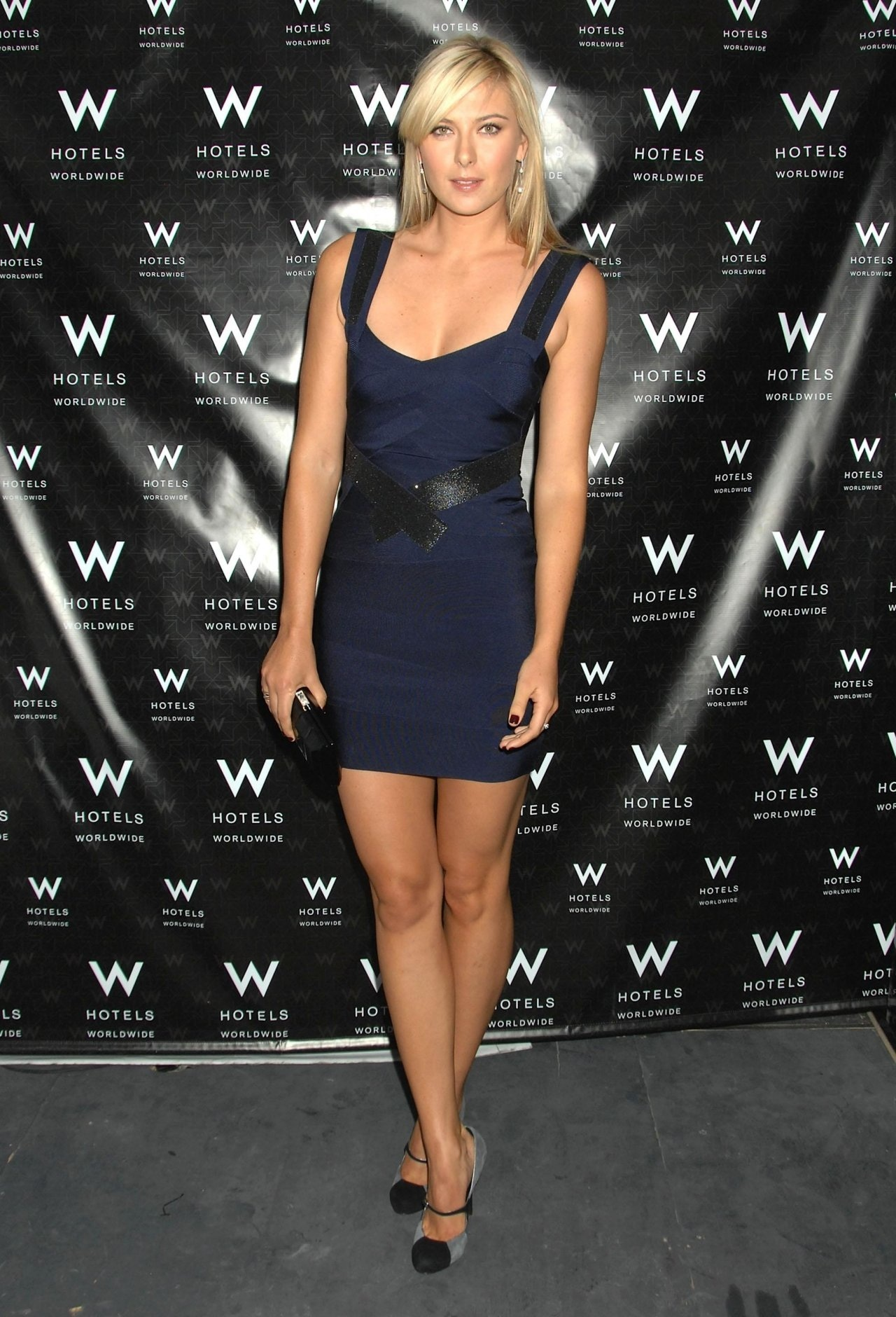 Maria Sharapova Height, Workout and Body Measurements