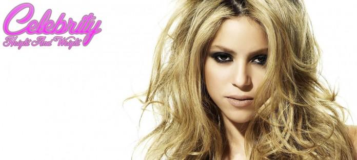 Shakira Height